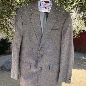 New Linen Classic Fit Stafford sport coat, 38R